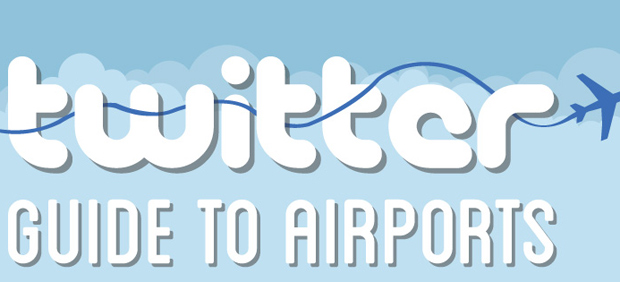 A Twitter Guide to Airports (Infographic) Jun 1, 2014 Category: News Author: Oonagh Shiel 0 Twitter is one of the best-known social-media platforms. It's an incredible tool for airports and travellers. Airports frequently have time-sensitive information, such as flight delays or other travel-related problems, that they need to communicate quickly to passengers, and Twitter makes this possible. This infographic gives some helpful information about the Twitter-airport relationship. A Twitter Guide to Airports Infographic Oonagh Shiel (2776 posts)Content Manager at Cheapflights whose travel life can be best summed up as BC (before children) and PC (post children). We only travel during the school holidays so short-haul trips and staycations are our specialities!Follow: The Trick Eye Museum: South Korea How to Tip Around the World You might also like 50 Quirky Things You Might Not Know About Wimbledon (Infographic) 50 Quirky Things You Might Not Know About Wimbledon (Infographic) Jul 2, 2014 The Middle Earth Travel Guide. The Middle Earth Travel Guide Jun 30, 2014 Airport Lounges – The travel Industry's Best Kept Secret (Infographic) 1 Airport Lounges: The Travel Industry's Best Kept Secret (Infographic) Jul 4, 2014 Classic Literature Travel Guide (Infographic) 1 Classic Literature Travel Guide (Infographic) Jul 3, 2014 See all News articles