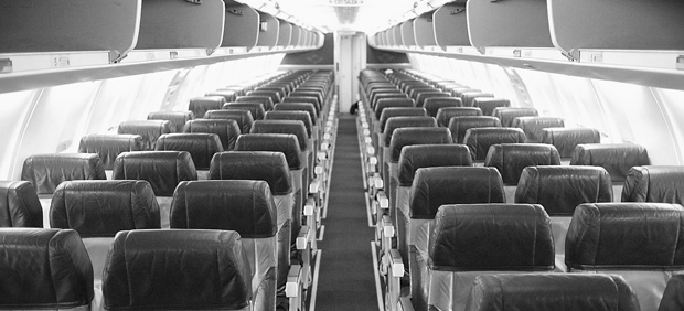 How much legroom will I have on my flight? Photo by Robert S. Donovan