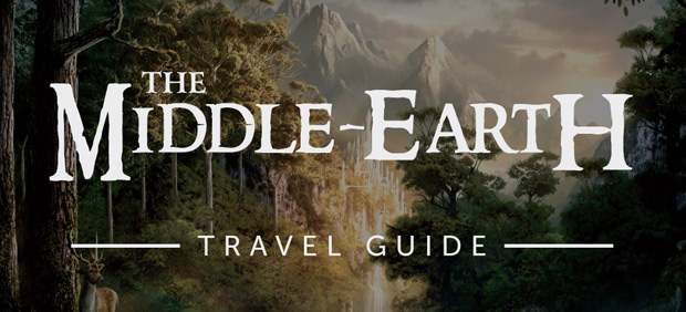 The Middle Earth Travel Guide.
