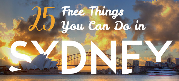 25 Free Things to Do in Sydney