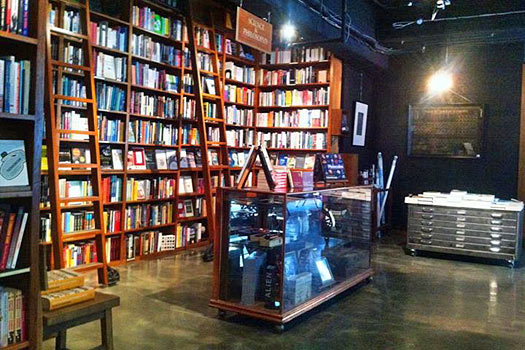 Must-Visit Bookstores in Australia: Embiggen Books, Melbourne. Photo by embiggenbooks.com