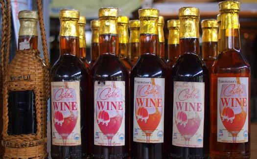 Roberto Verzo, Palawan Cashew Wine, via Flickr CC BY 2.0