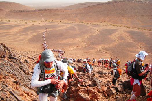 The World's Toughest Marathons