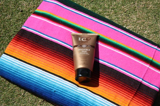 Got a healthy glow? You do now with Eco Tan. Photo by Shanny Matterson