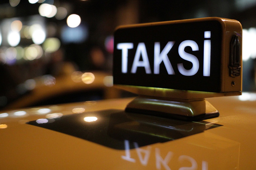 How to Avoid The Most Common Travel Scams: Be careful of tricky taxi drivers. Photo by Martin Terber
